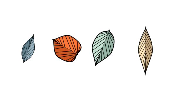 Leaves shirt